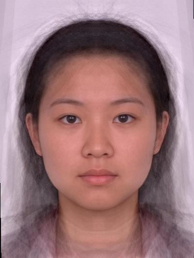 East Asian Female