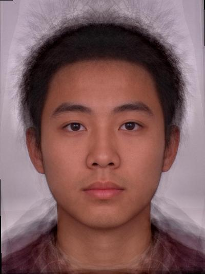 East Asian Male